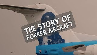 Fokker Aircraft And Jets And Planes