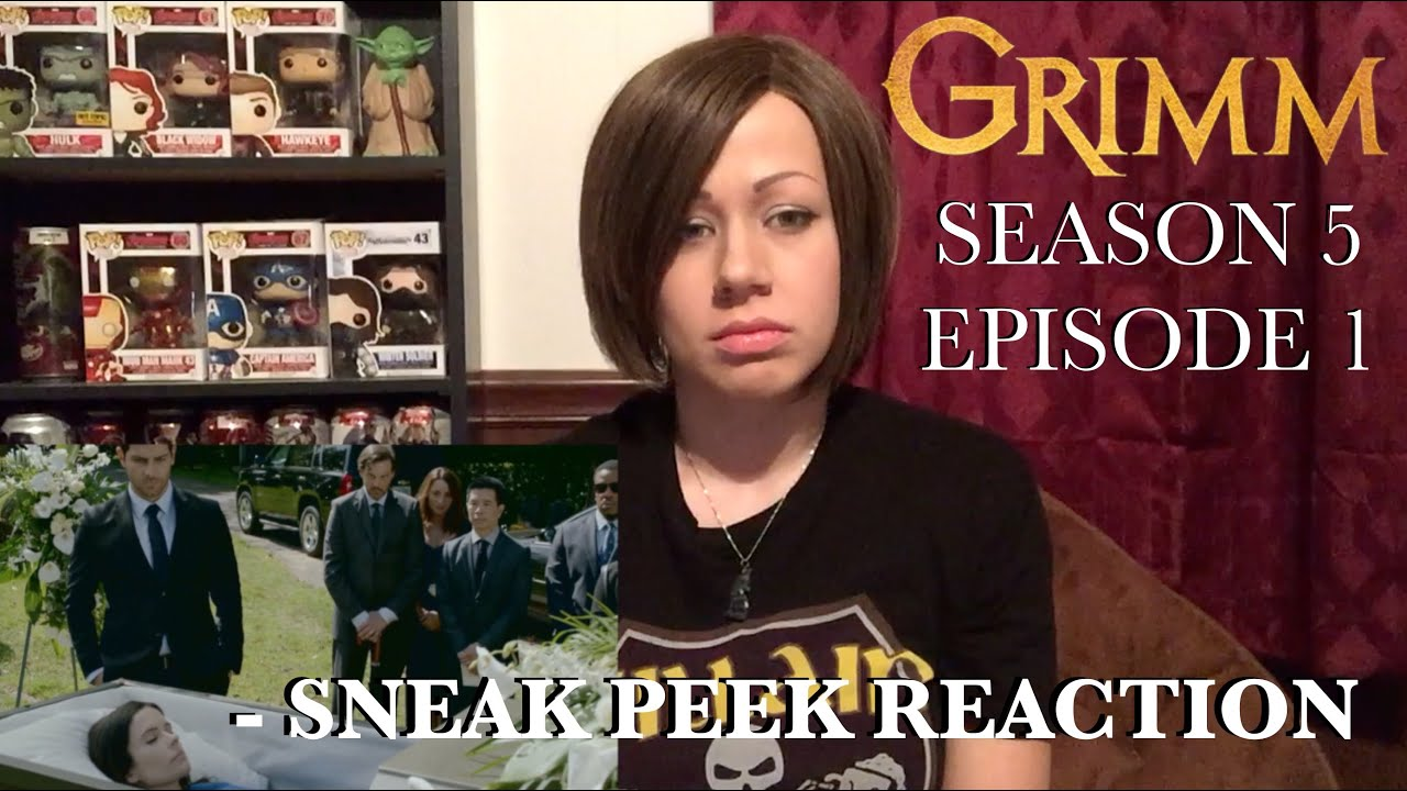 grimm season 5 episode 1 sneak peek reaction youtube