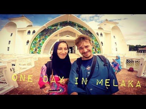 One day in Melaka (Malacca) / Malaysia trip/ Gopro HD