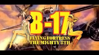 B-17 Flying Fortress: The Mighty 8th - First Look - Bomber Squadron Management Sim - Steam Win10