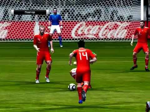 Чемпионат мира по футболу группа А игра 2.Россия - Мексика.