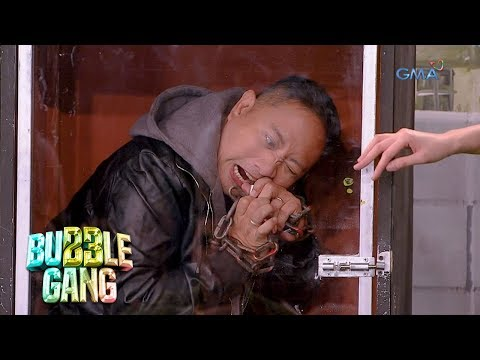 Bubble Gang: Escape artist How-dini