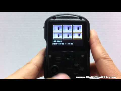 Police Camera Tutorial for the Wolfcom 3rd Eye Military Body Worn Camera