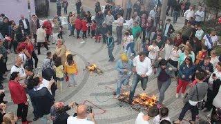 Edirne'de Kakava Coşkusu