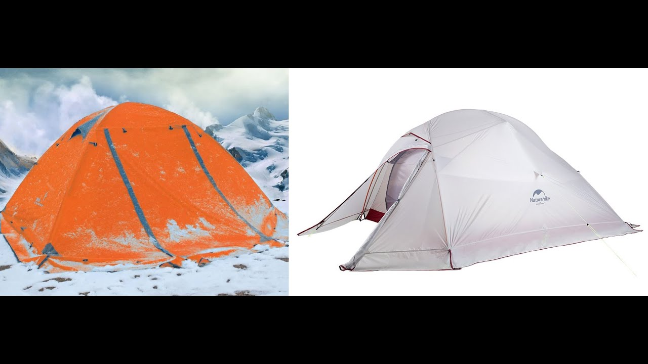 My Four-Season Two-Person Tent by Muskrat Jim