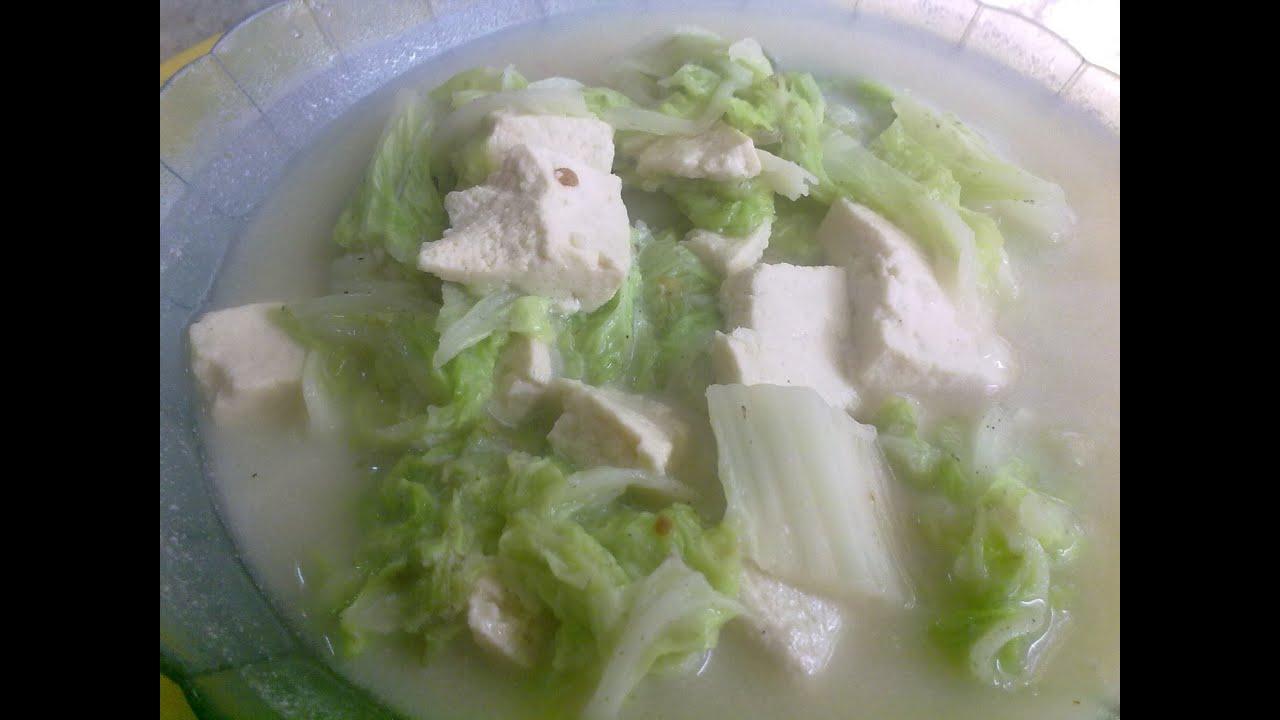 Image Result For Resep Masakan Tahu Putih Sederhana