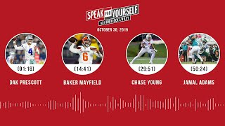 SPEAK FOR YOURSELF Audio Podcast (10.30.19)with Marcellus Wiley, Jason Whitlock | SPEAK FOR YOURSELF