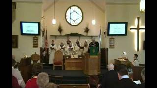 Paulding UMC January 29: Final Hymn & Benediction.WMV