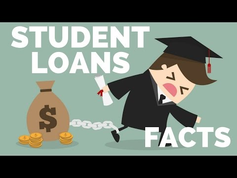 Student Loan Facts - A Message for Teenagers - & A Philosophical Rant