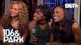 "#TBT Destiny's Child On Their Third Studio Album ""Survivor"" & Their Solo Careers   106 & Park"