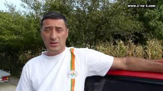 2013 Zoran Slavkovic - Najbrzi Iz Srbije Na Osijek Street Race Show 11