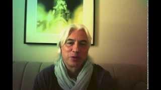 Видеоприглашение от Дмитрия Хворостовского на концерты в Москве и Санкт-Петербурге