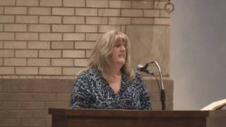 Sharon Echols - Silent No More Awareness Testimony