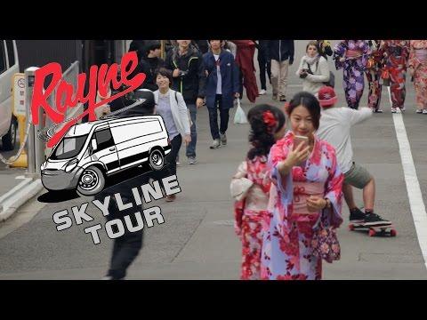 Best Of - Rayne Skyline Tour Japan