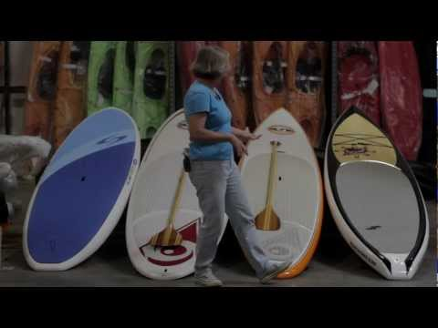 Types of Stand Up Paddleboards - Eastern Mountain Sports