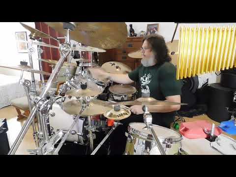 Heaven Is A Place On Earth - Belinda Carlisle Drum Cover