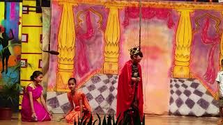 Kids English Drama - Laughing King