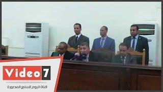 """4 أكتوبر.. النطق بالحكم على المتهمين بقضية """"العائدون من ليبيا"""""""