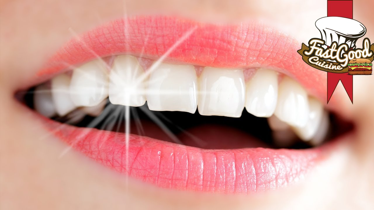 comment faire pour avoir des dents blanches