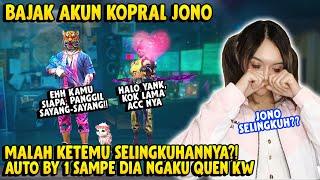 KOPRAL JONO SELINGKUH?! CEWE INI MALAH PANGGIL SAYANG AUTO AJAK BY 1 QUEN KW!!