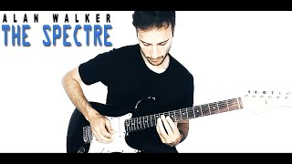 Video Alan Walker - The Spectre (Guitar Cover) download MP3, 3GP, MP4, WEBM, AVI, FLV April 2018