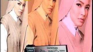 Titi Kamal Memukau Melantunkan Lagu Religi - Seleb On News  25/1