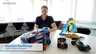 LEGO Technic Designer Interview 2018