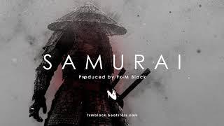 BASE DE RAP DOBLE TEMPO - SAMURAI - HIP HOP BEAT INSTRUMENTAL | Prod. Fx-M Black