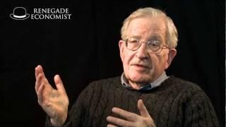 Noam Chomsky - on Social Darwinism