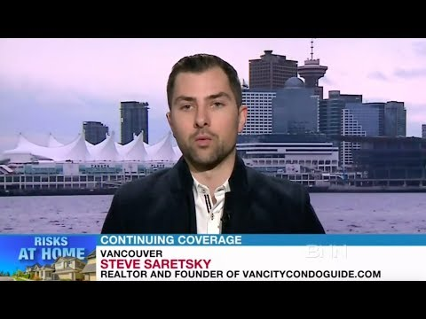 Steve Saretsky on BNN Vancouver Real Estate Speculation Alive & Well Prior to NDP Budget