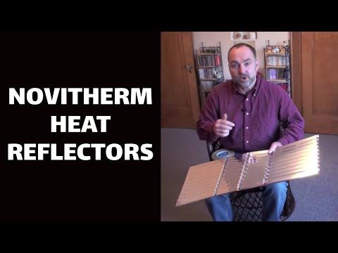 Novitherm Heat Reflectors