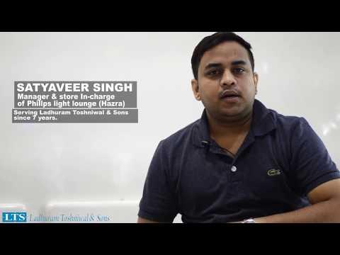 LADHURAM TOSHNIWAL & SONS  - Satyaveer Singh - Employee Review