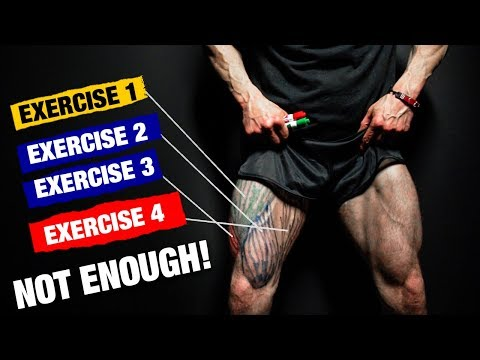 The PERFECT Leg Workout (Sets and Reps Included)