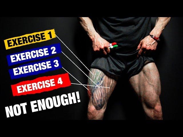 The PERFECT Leg Workout