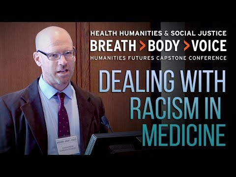 Jonathan Metzl, MD: A New Paradigm for Race & Racisms in Medicine