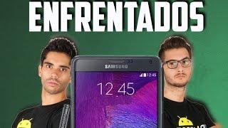 Enfrentados por el Samsung Galaxy Note 4