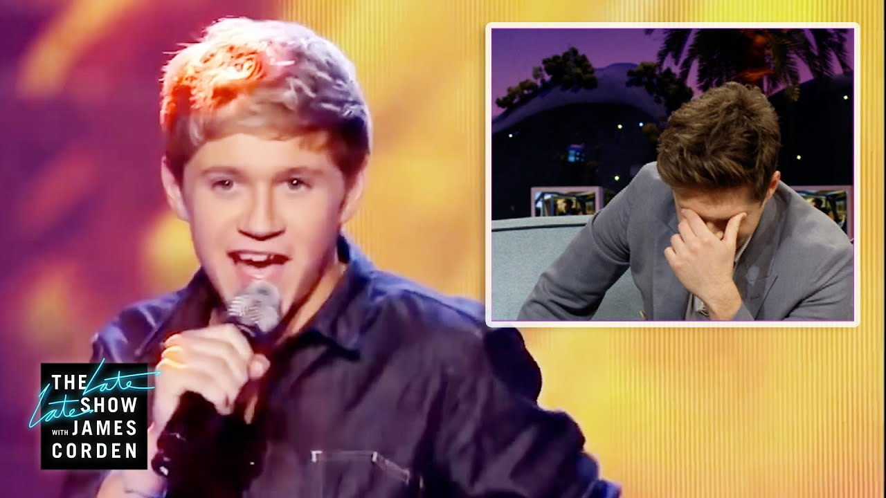 Download Niall Horan Watches One Direction's First 'X-Factor' Performance