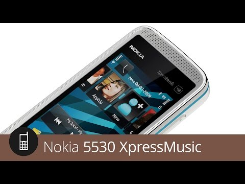 Retro: Nokia 5530 XpressMusic
