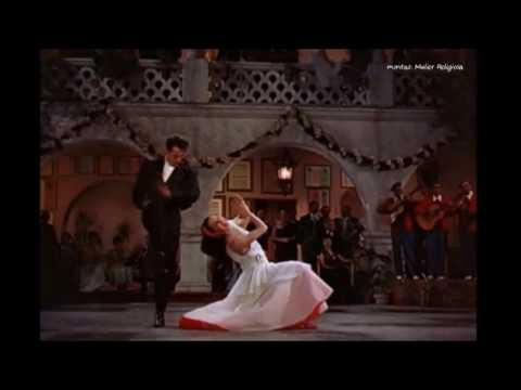 "Conchita Bautista - ""Será el amor"" (tańczą Cyd Charisse & Ricardo Montalban)"