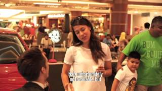 Mark O'Dea - Marry Me Datuk Nicol David ?