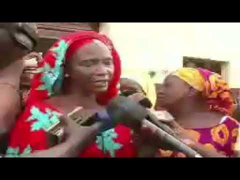 Point de presse des femmes