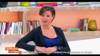 Mes troubles alimentaires mettent ma grossesse en danger - REPLAY 23/06/2015