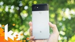 Wolf im Schafspelz: Google Pixel 2 (XL) Review!
