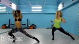 "Kazaky-Game Over ""Sexy GoGo""  with Katya Flash  ""DANCE PARADISE"""