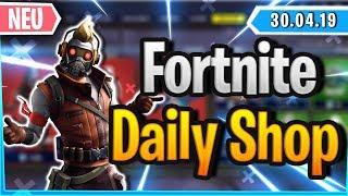 *NEUER* MARVEL SKIN IM SHOP - Fortnite Daily Shop (30 April 2019)