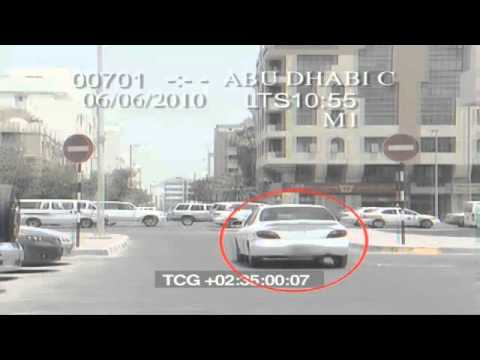 Bad drivers busted in Abu Dhabi