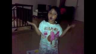 little dancer, Zephaniah - belum cukup umur (swittins)