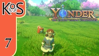 Yonder Ep 7: JOINING THE CARPENTER