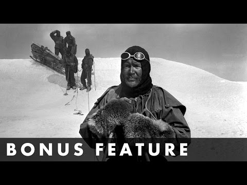 SCOTT OF THE ANTARCTIC - Interview with Sir Ranulph Fiennes