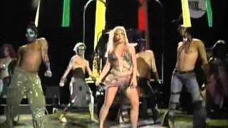 Britney Spears - The Hook Up (live RIR Lisboa 2004)